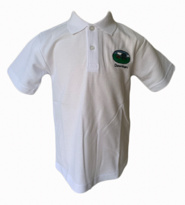 Downham Polo Shirt - White